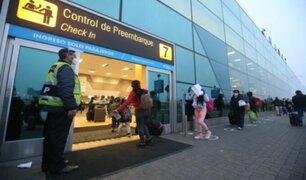MTC todavía evalúa posibilidad de retomar vuelos hacia Europa