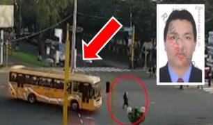 La Victoria: fiscalizadora pierde una pierna tras ser atropellada, pero liberan al chófer