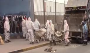 Exterminal de Fiori: recuperan espacios que eran ocupados por peligrosos delincuentes
