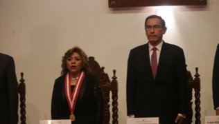 Fiscal de la Nación respondió consulta del presidente Vizcarra