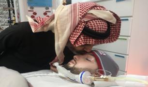 ¡Luz de esperanza! El 'príncipe durmiente' movió dedos de mano tras 15 años en coma