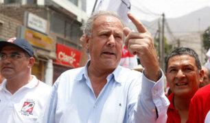 Alfredo Barnechea: precandidato presidencial dice que sueldo mínimo en el Perú es de S/. 750