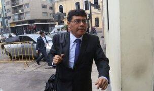 Martín Vizcarra: aspirante a colaborador eficaz denuncia presunto seguimiento policial