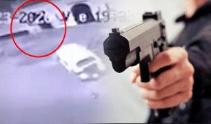 Ladrones en mototaxi asaltan a joven en  Chorrillos