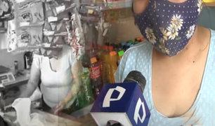 Abrió su tienda hace 3 meses y ya es víctima de cobro de cupos