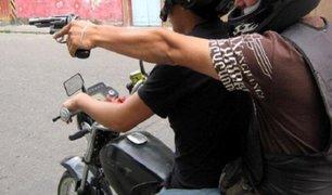 SMP: otra joven se convirtió en víctima de ladrones en moto