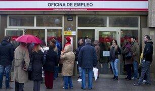 España: desempleo sigue incrementándose tras segunda olas de contagios por COVID-19