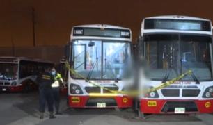 VMT: familiares de trabajador que murió aplastado por dos buses denuncian que fue por negligencia