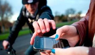 ¡Delincuencia imparable! Vuelve la ola de robo de celulares