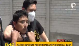Cae en SMP 'Nomo': peligroso secuestrador al paso con solo 23 años