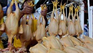 Se dispara precio del pollo: costo por kilo se acerca a los 10 soles