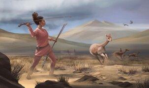 Entierro prehistórico en Perú demuestra que mujeres también cazaban grandes animales