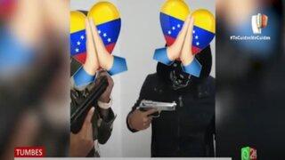 Tumbes: Refuerzan resguardo en frontera ante video de amenazas de extranjeros por cobro de cupos