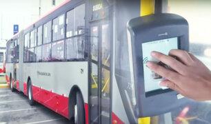 """Así operaran los nuevos buses articulados del """"Corredor Rojo"""""""