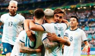Eliminatoria 2022: Argentina presentó lista de 25 convocados para partidos con Perú y Paraguay