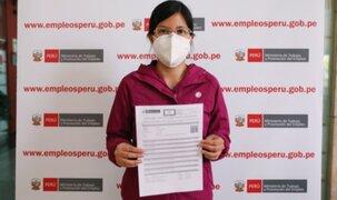 MTPE: Certificado Único Laboral será entregado en menos de 15 minutos y gratis