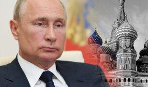 Vladimir Putin tiene Parkinson y dejaría el poder, según el diario The Sun