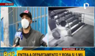 La Victoria: roban a pareja de venezolanos que iba a enviar dinero a su país