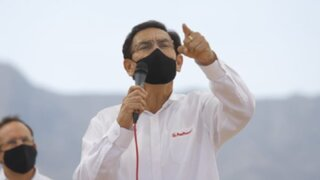 Vizcarra asistirá este lunes al Congreso para demostrar que no cometió actos irregulares