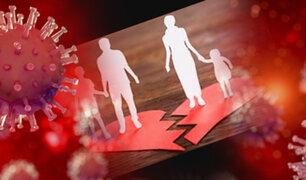 Solicitudes de divorcios también se incrementaron en el Perú