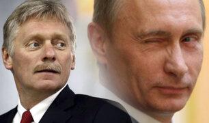 El Kremlin descarta que Putin tenga Parkinson
