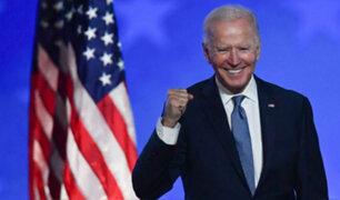 Estados Unidos: Congreso certificó oficialmente la victoria electoral de Joe Biden