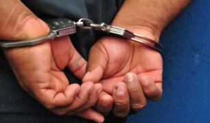 Tacna: Fiscalía allana casas de 16 presuntos miembros de banda integrada por funcionarios INPE
