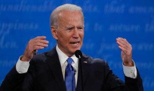 Joe Biden tras toma de Capitolio: Nuestra democracia está ante un asalto sin precedentes