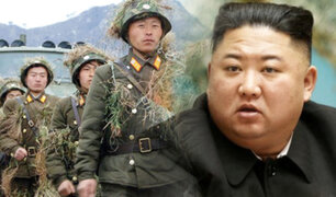Corea del Norte despliega tropas en su frontera en medio de la pandemia