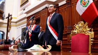 """OEA: """"El Perú ha superado anteriores crisis políticas, la resolución actual es un imperativo"""""""