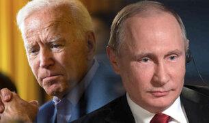Vladímir Putin de momento no ha felicitado a Joe Biden