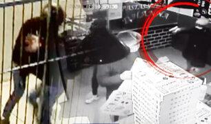 Chorrillos: delincuentes son capaces hasta de matar por robar un celular