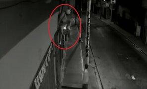 Ladrones trepan paredes para robar cámaras de seguridad en Trujillo