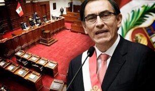 """Martín Vizcarra: """"Estoy aquí para esclarecer hechos que falsamente me imputan"""""""