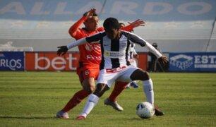 Liga 1: Alianza Lima cae 4-1 ante César Vallejo