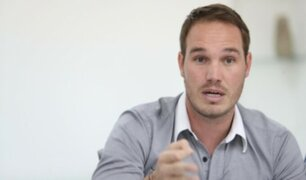 George Forsyth respondió así a Anonymous sobre video viral