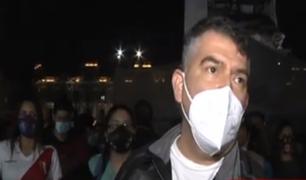 """Julio Guzmán: """"En ocho meses no se podrá gobernar el país con los problemas que tiene"""""""