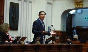 Vacancia está dentro del orden constitucional, asegura Óscar Urviola