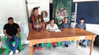 Crisis Política: Comunidades indígenas seguirán con protestas ante la vacancia presidencial