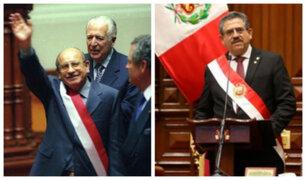 Manuel Merino: hija de Valentín Paniagua rechazó comparación con su padre