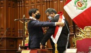 Junta de Portavoces exhorta a Manuel Merino a Renunciar