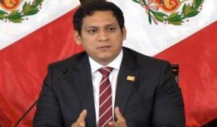 Luis Valdez: ¿quién es el nuevo presidente del Congreso?