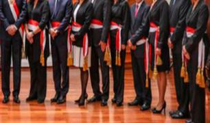 Congresistas se pronuncian sobre composición del nuevo Gabinete Ministerial