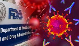 EEUU otorgó aprobación de emergencia al tratamiento con anticuerpos monoclonales