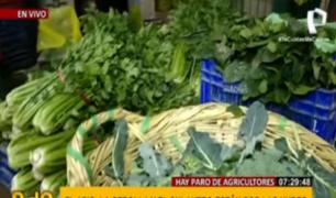 Precios de hortalizas se disparan en más de 400% en Lima
