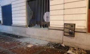 Alcalde Muñoz pide no dañar patrimonios del Centro Histórico en protestas