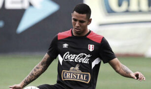 Sergio Peña es desconvocado para las fechas 3 y 4 de las Eliminatorias 2022