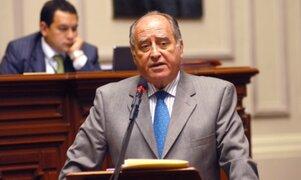Ántero Flores-Aráoz confirmó que Gobierno promulgará proyecto del retiro hasta S/17 200 de las AFP