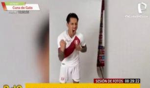 Lapadula: así gritó gol con la Blanquirroja el 'Tanque Inca'