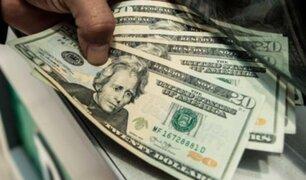 Dólar en el Perú llega a su precio más alto en 18 años tras vacancia presidencial